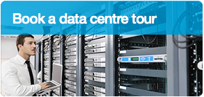 Book a data centre tour