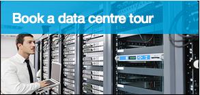 Book a data centre tour